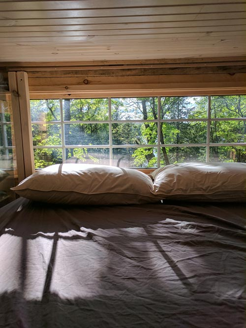 View From Loft - Auburn by Cabinscape