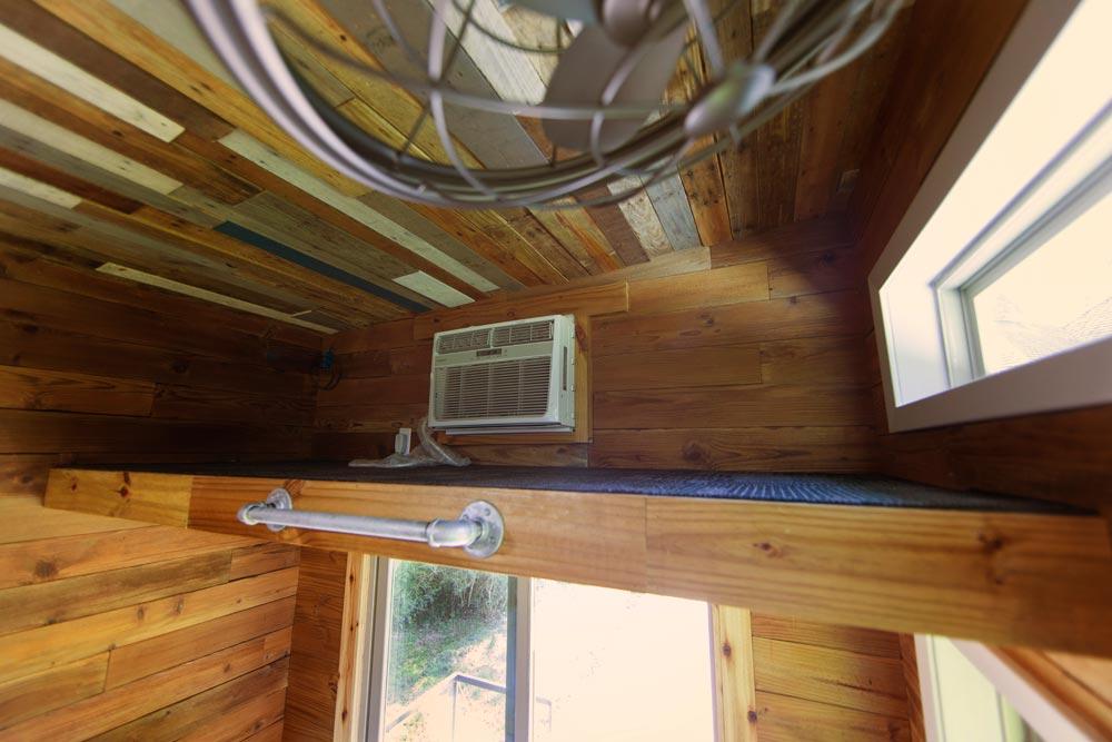 Storage Loft - Barton Ranch by Sasquatch Custom Homes