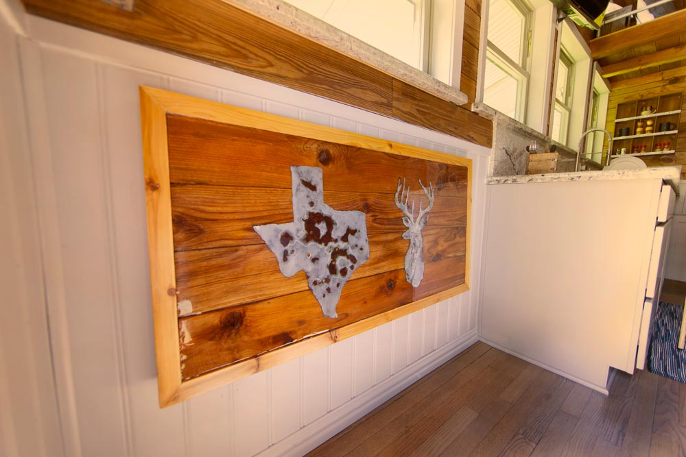 Custom Texas Table - Barton Ranch by Sasquatch Custom Homes