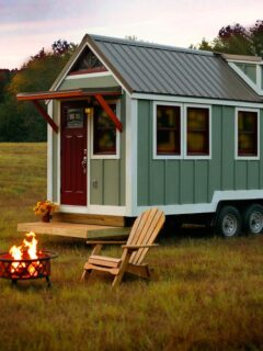 Custom Tiny by Bear's Tiny Homes