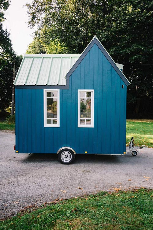 113 sq.ft. Tiny Home - Cahute Tiny House