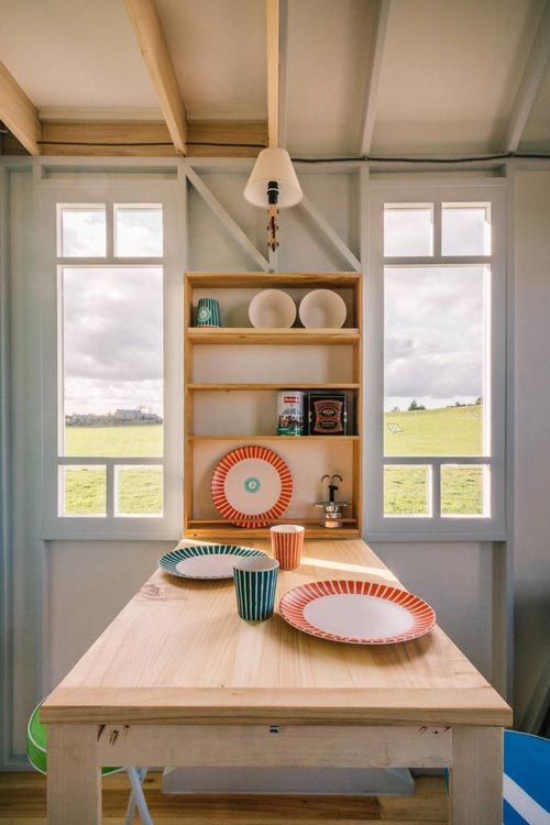 Dining Table - Cahute Tiny House