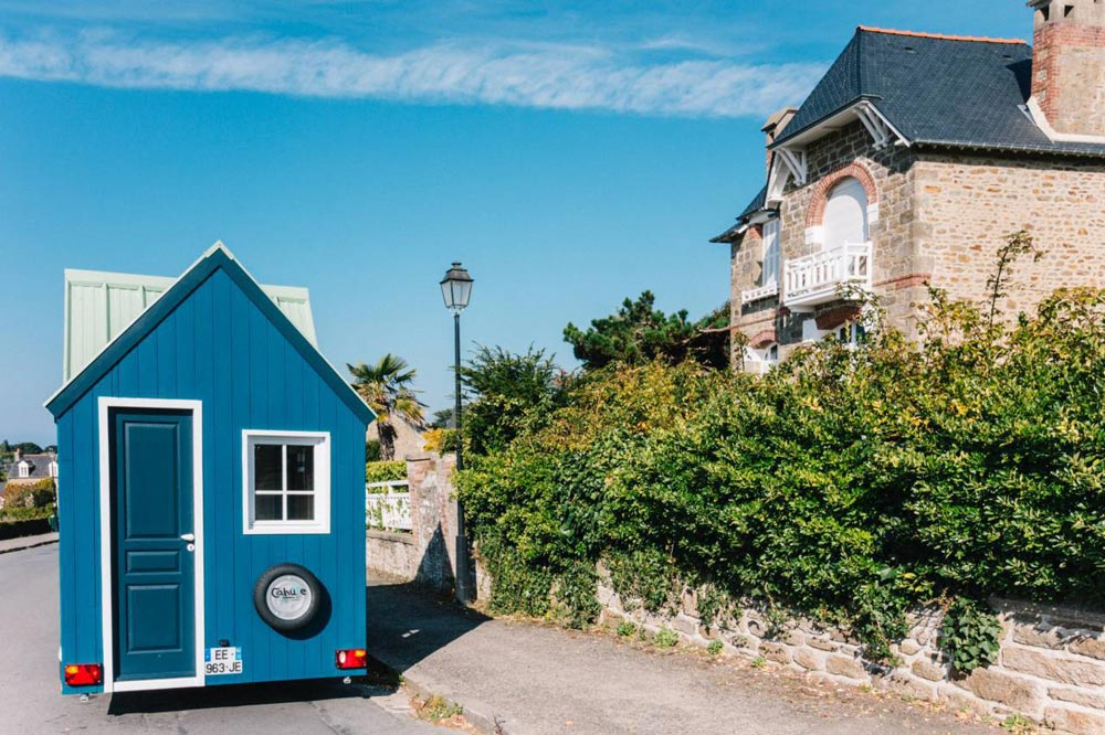 French Tiny House - Cahute Tiny House