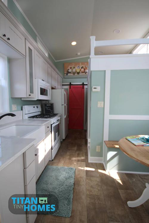 Deedee By Titan Tiny Homes Tiny Living