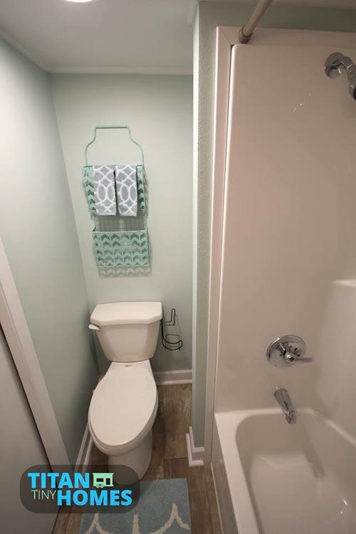 Bathroom - DeeDee by Titan Tiny Homes