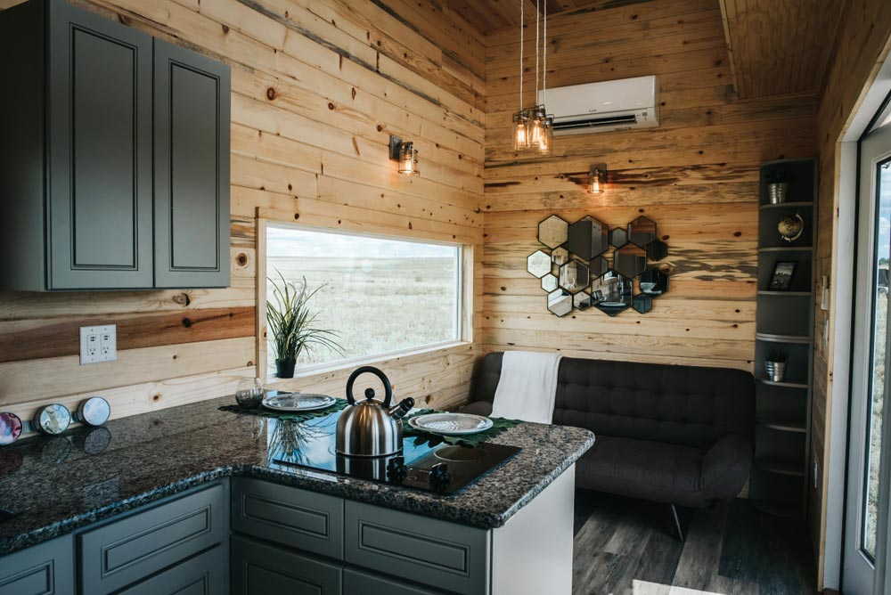 Living Room - Four Eagle by The Tiny Home Co.