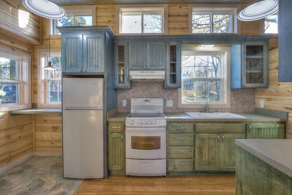Full Size Appliances - Happy Twogether by Custom Container Living