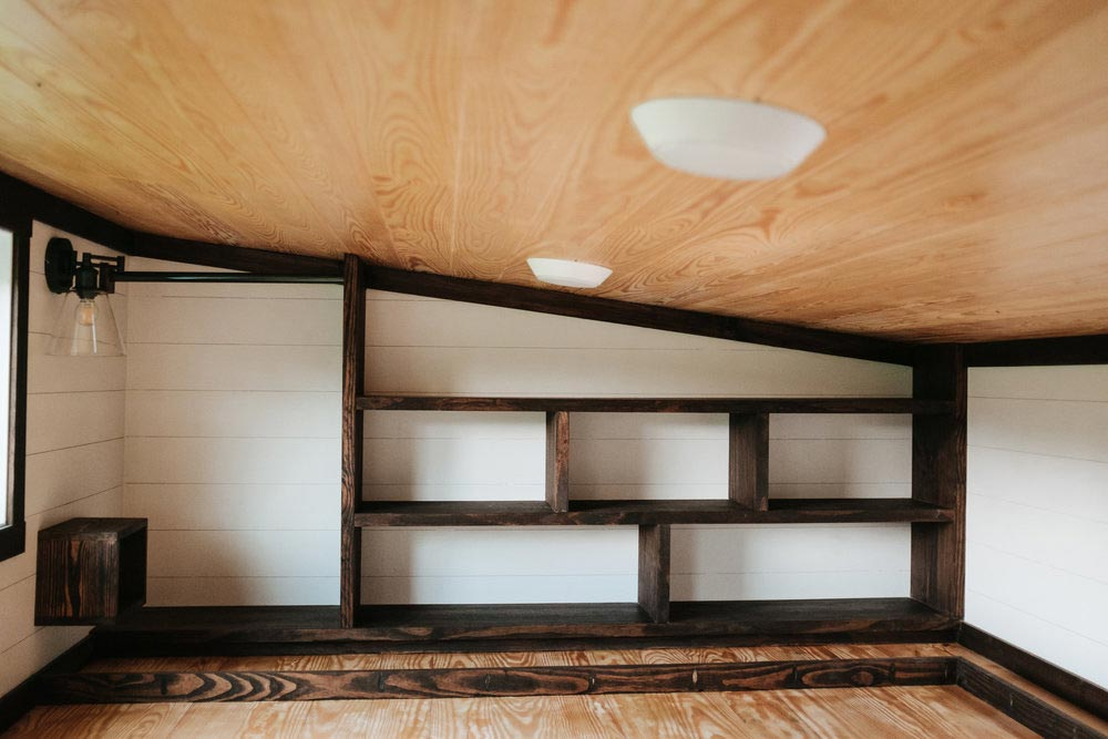 Bedroom Storage - Ironclad by Wind River Tiny Homes