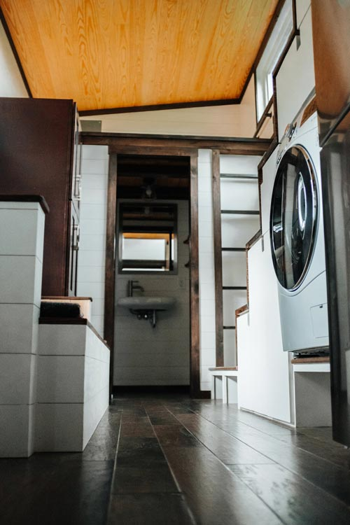 Washer/Dryer Combo - Ironclad by Wind River Tiny Homes