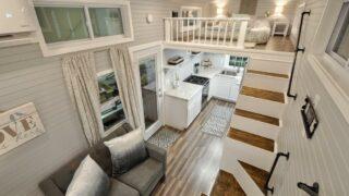Farmstead Maple Floors - Kate by Tiny House Building Company