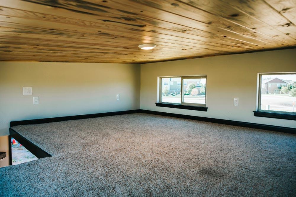 Bedroom Loft - Mount Antero by The Tiny Home Co.