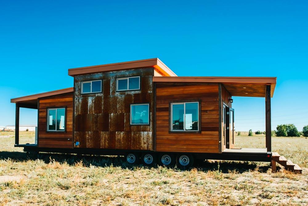 Park Model Tiny House - Mount Antero by The Tiny Home Co.
