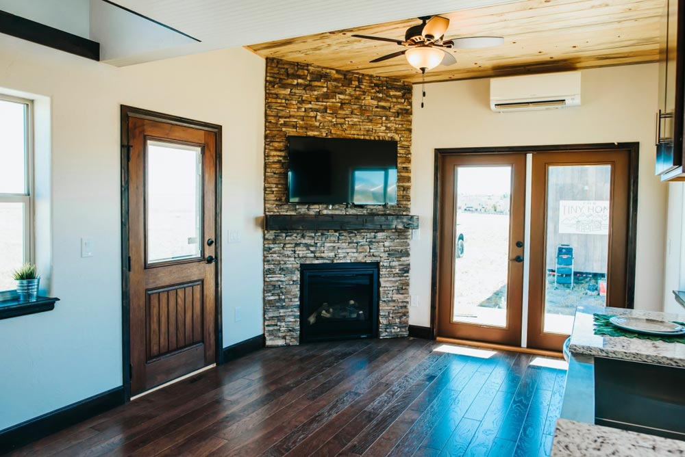 Living Room - Mount Antero by The Tiny Home Co.