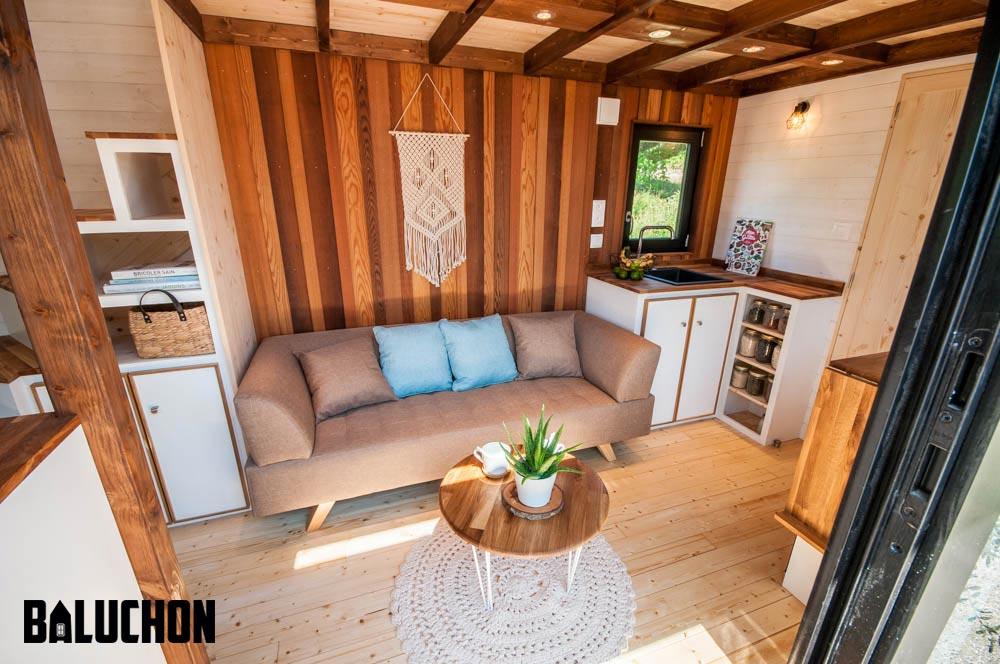 Living Room - Ostara by Baluchon