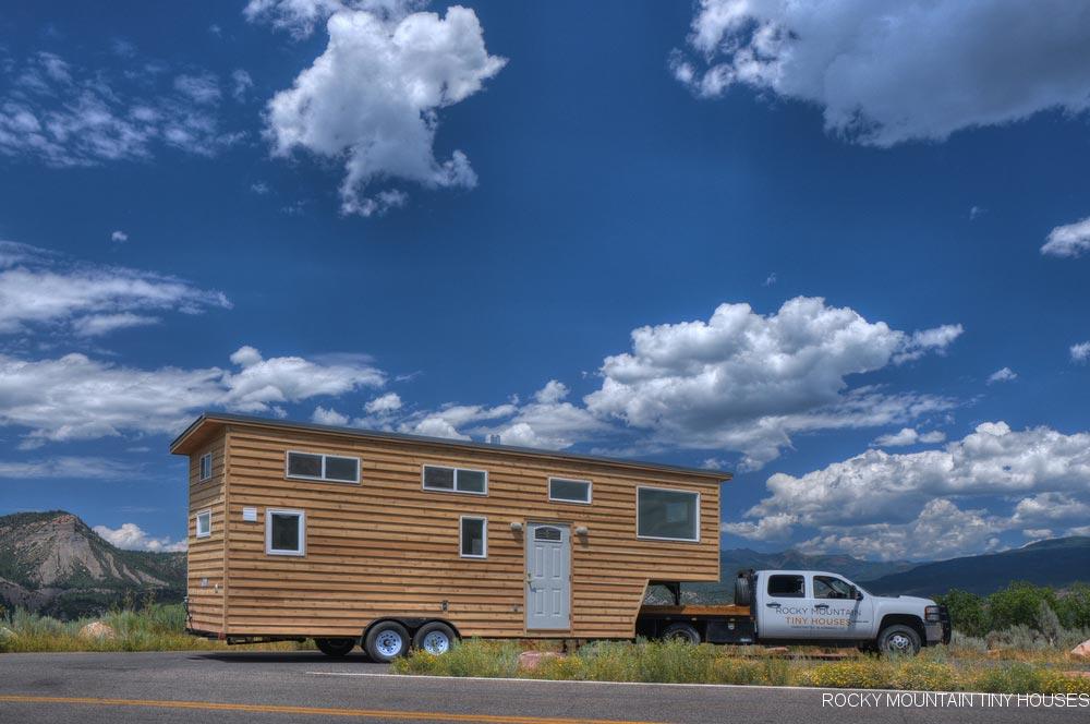 Otsego Gooseneck By Rocky Mountain Tiny Houses Tiny Living