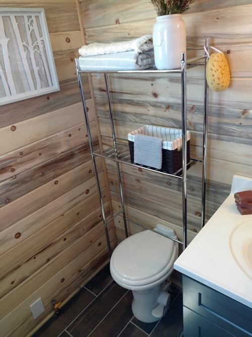 Bathroom - Penny's Tiny Playhouse by The Tiny Home Co.