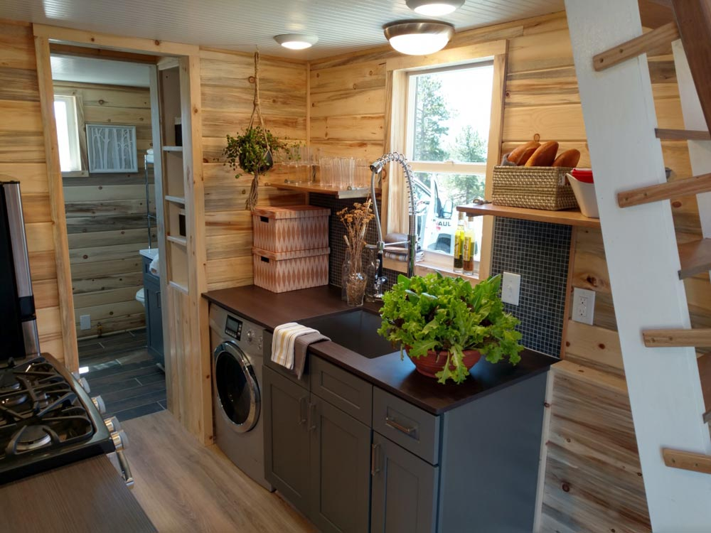Washer/Dryer Combo - Penny's Tiny Playhouse by The Tiny Home Co.