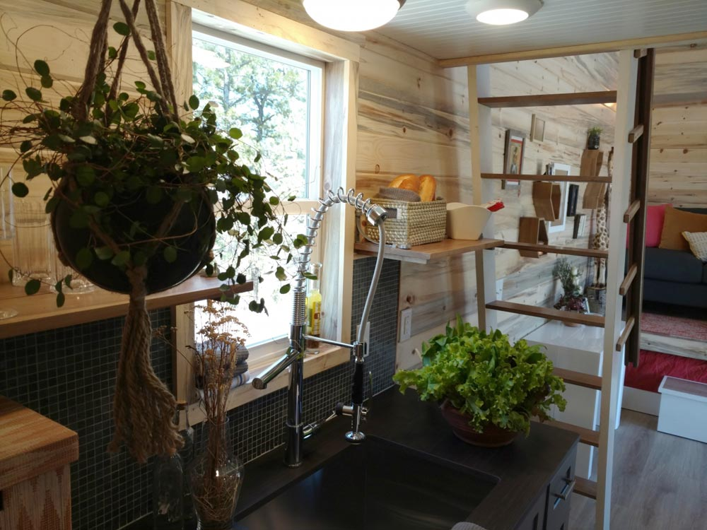 Kitchen Sink - Penny's Tiny Playhouse by The Tiny Home Co.