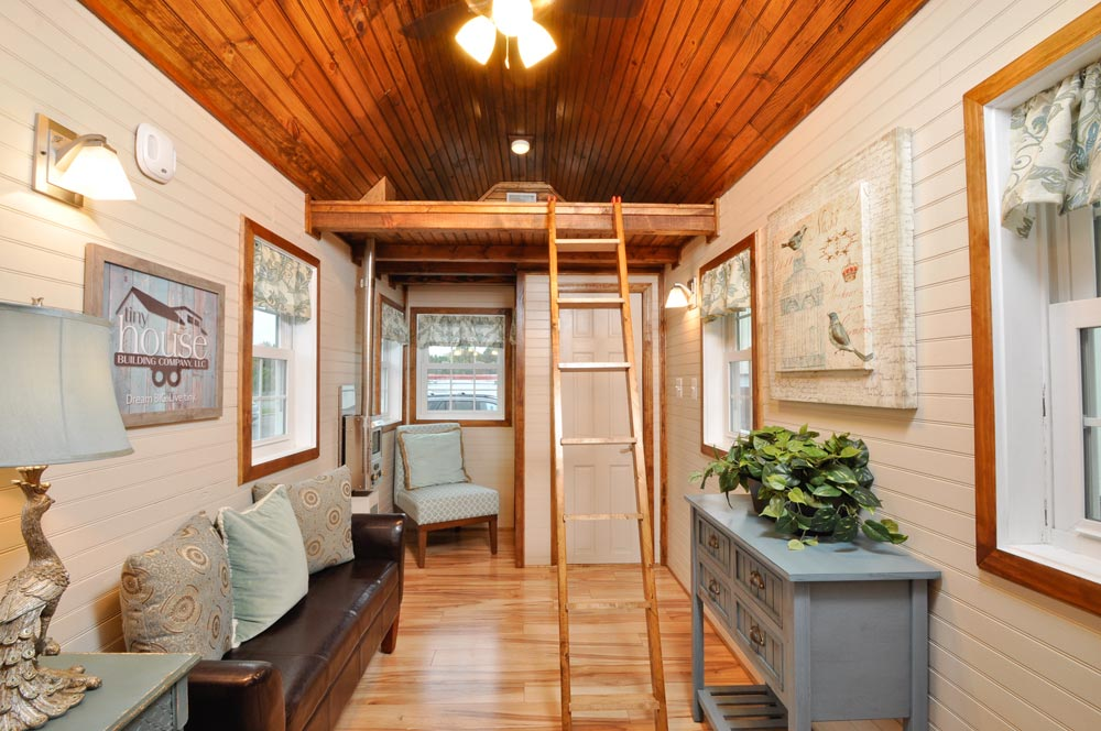 Pioneer by Tiny House Building Company Tiny Living