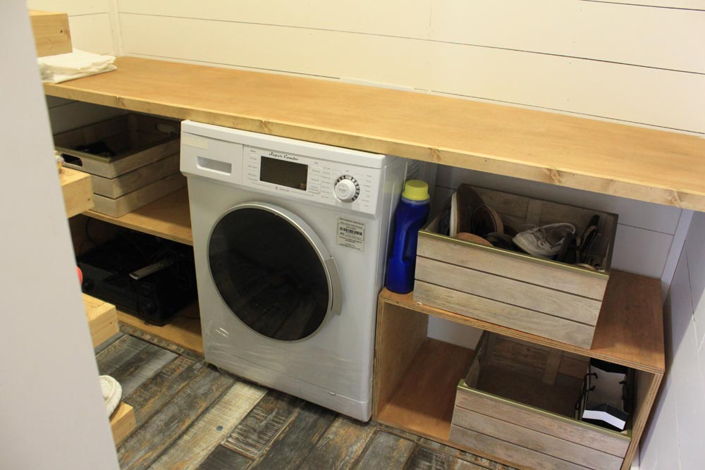 Washer/Dryer Combo - Rustic Retreat XL by Backcountry Containers