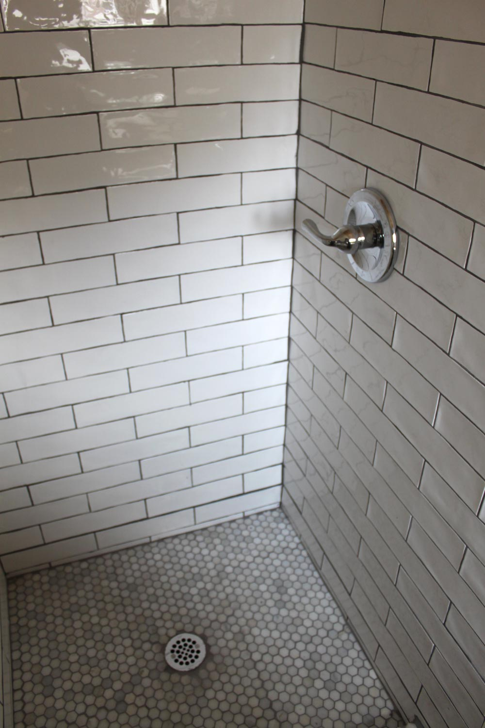 Tile Shower - Rustic Retreat XL by Backcountry Containers