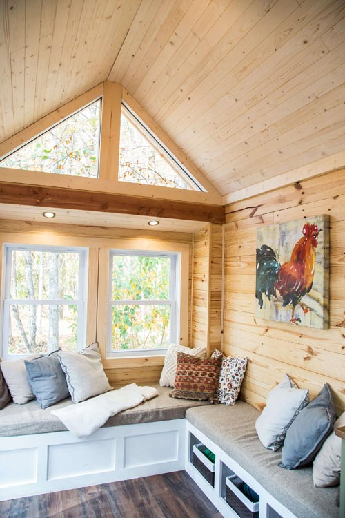 Living Room - Skyline by Free Range Tiny Homes