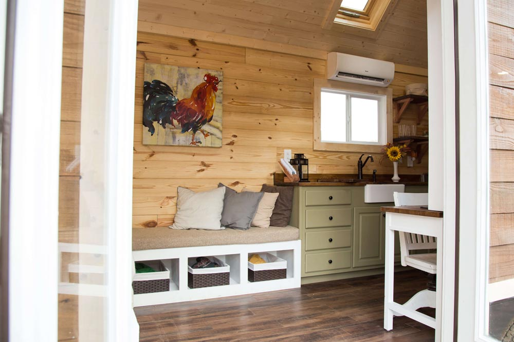 Storage - Skyline by Free Range Tiny Homes