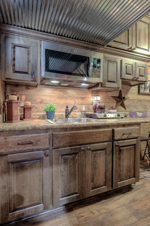 Kitchen Cabinets - Weekender by Custom Container Living