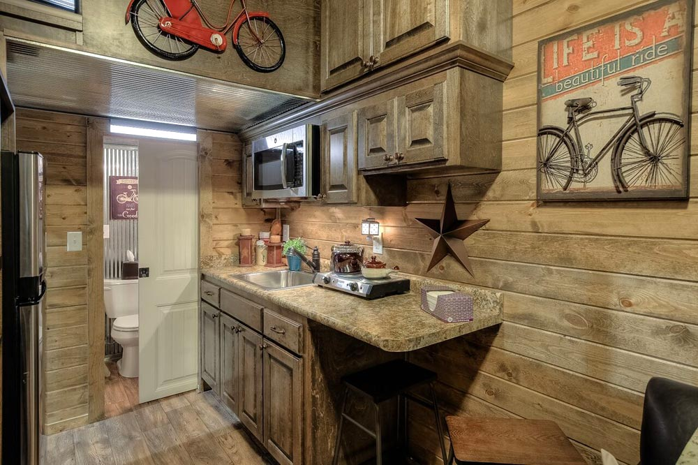 Tiny Home Designs: Weekender By Custom Container Living