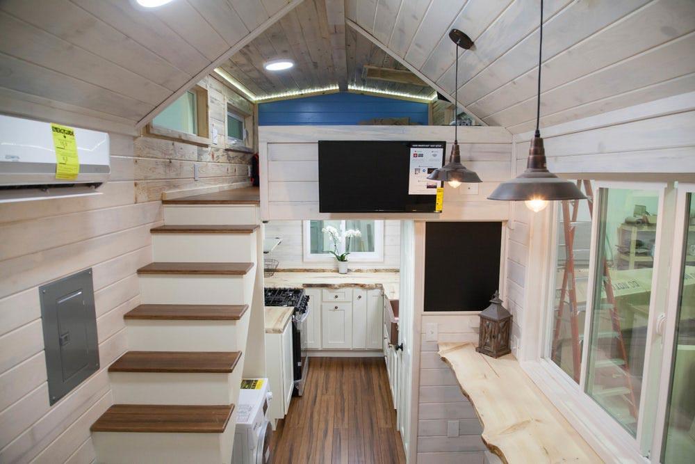 Artist by Alpine Tiny Homes - Tiny Living