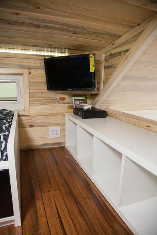 Loft Storage - Artist by Alpine Tiny Homes