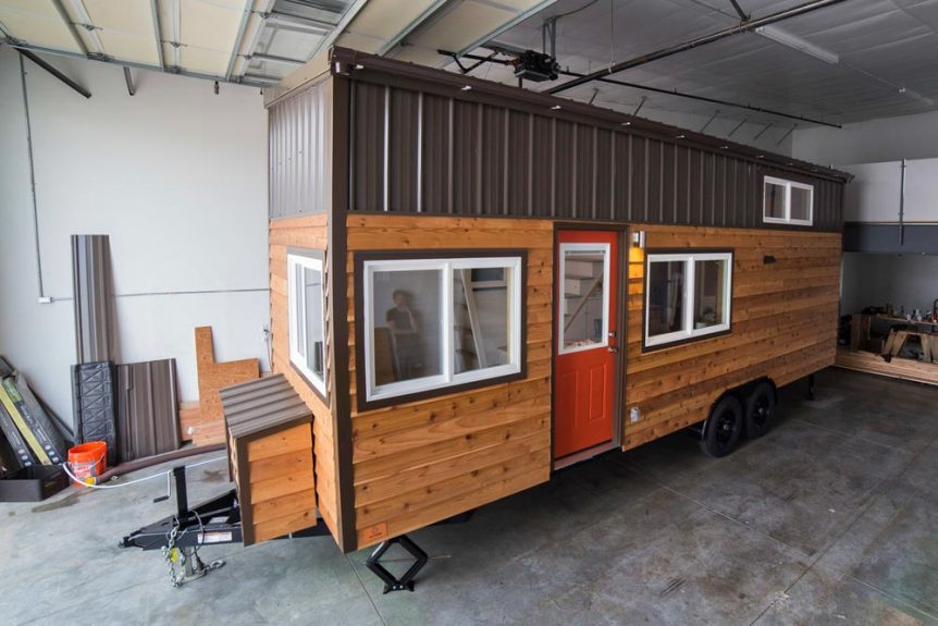 Custom Tiny House by Big Freedom Tiny Homes