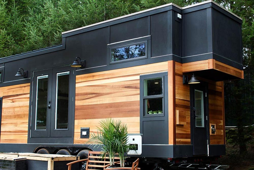 Exterior View - Tiny Home, Big Outdoors by Tiny Heirloom
