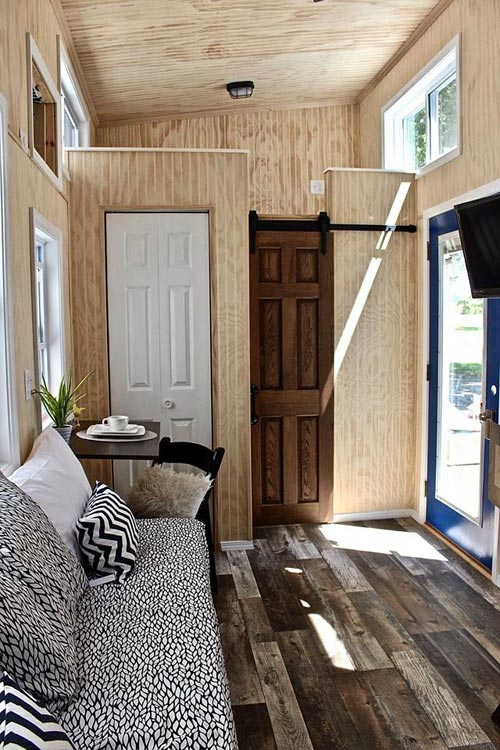 Barn Door - Chalet Shack by Mini Mansions