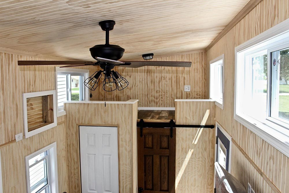Ceiling Fan - Chalet Shack by Mini Mansions