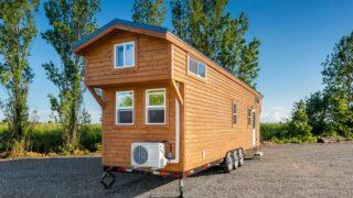 Custom Loft Edition by Mint Tiny Homes