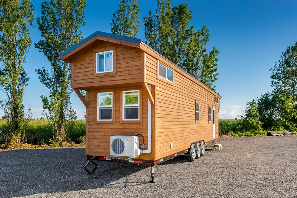 Custom Loft Edition by Mint Tiny Homes