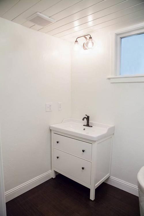Bathroom Sink - English Rose by Alpine Tiny Homes