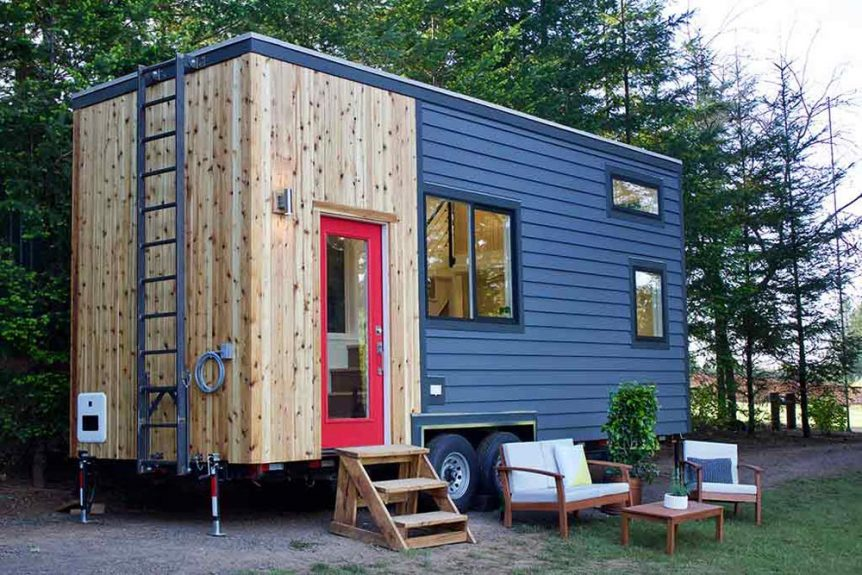 Tiny Home and Garden by Tiny Heirloom