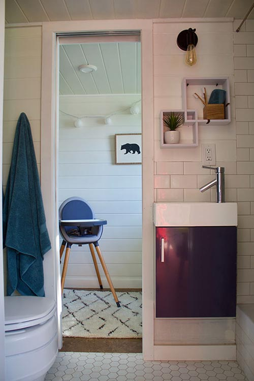 Bathroom Sink - Tiny Home and Garden by Tiny Heirloom