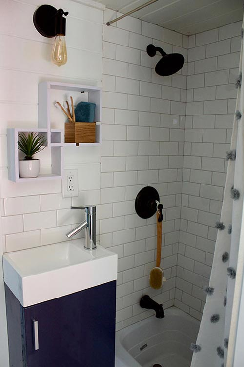 Bathroom - Tiny Home and Garden by Tiny Heirloom