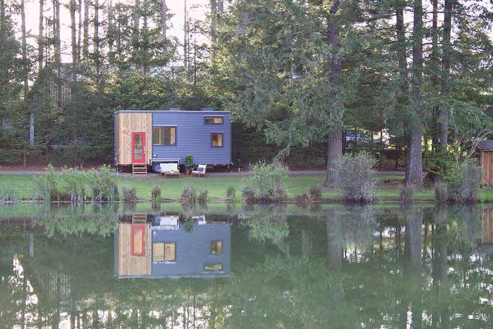 On the Lake - Tiny Home and Garden by Tiny Heirloom