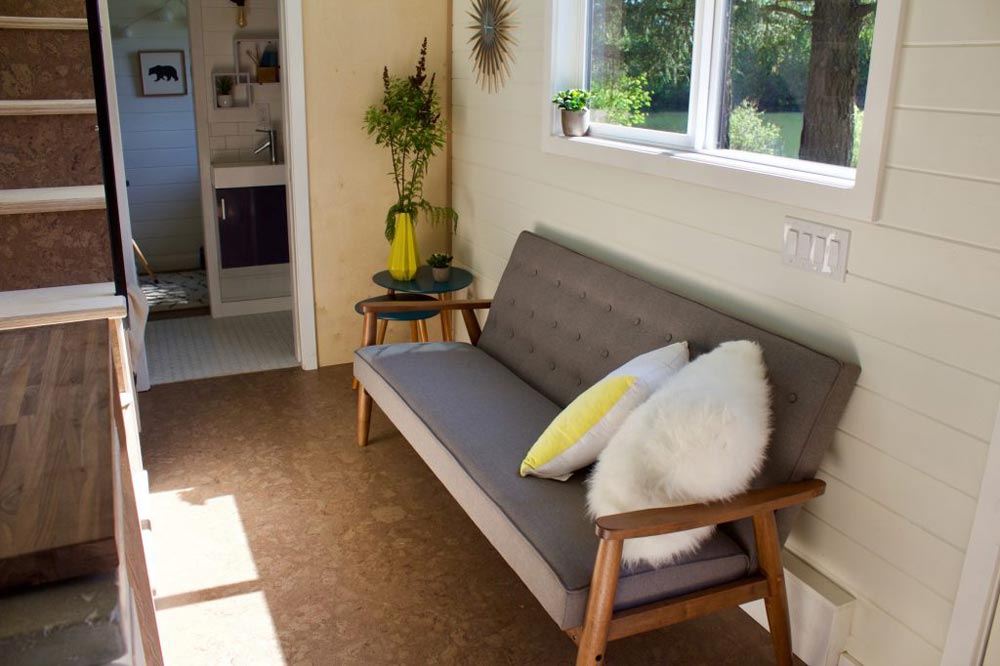 Living Room - Tiny Home and Garden by Tiny Heirloom
