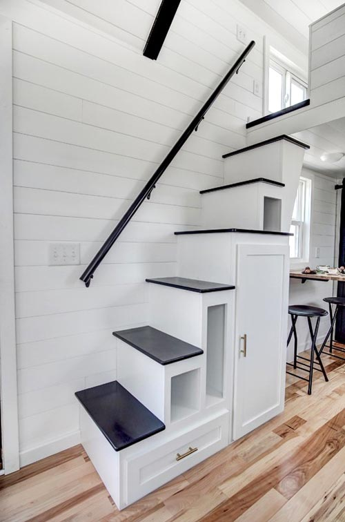 Storage Stairs - Kokosing 2 by Modern Tiny Living