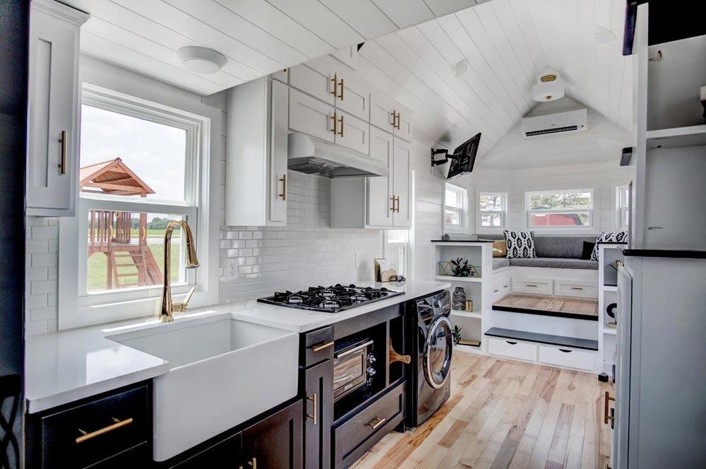 Farmhouse Sink - Kokosing 2 by Modern Tiny Living