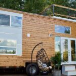 Live/Work Tiny Home by Tiny Heirloom