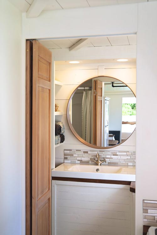 Bathroom Mirror - Pacific Pioneer by Handcrafted Movement
