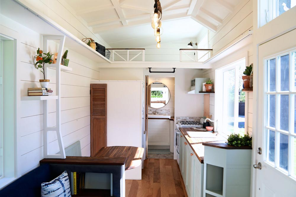 Tiny House Interior - Pacific Pioneer by Handcrafted Movement