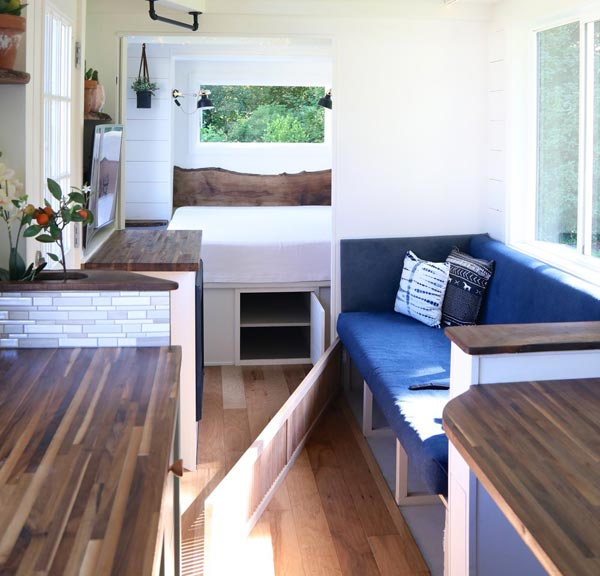 Living Area - Pacific Pioneer by Handcrafted Movement