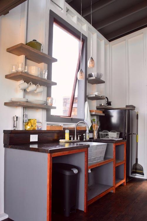 Kitchen Cabinets - Phoenix House by ArtisTree
